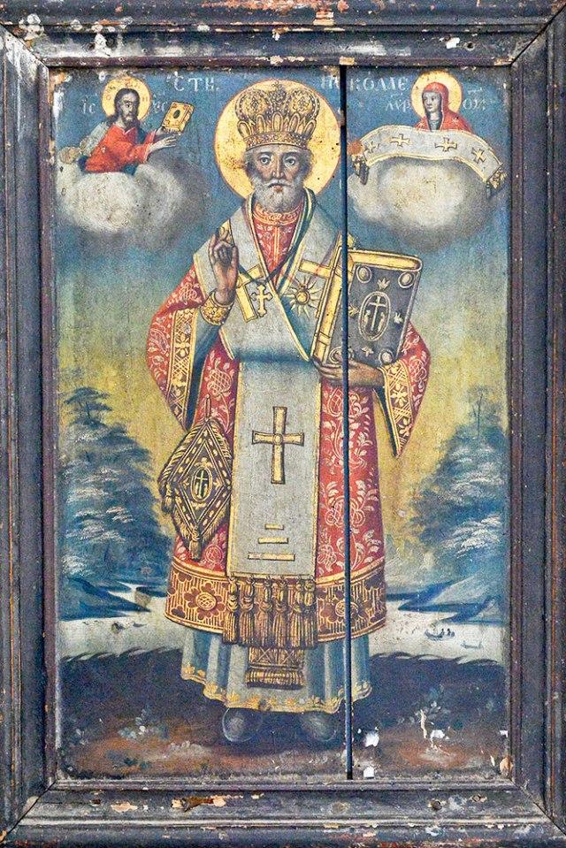 Sf Nicolae - Eselnita